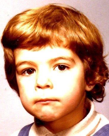 roser amills con cinco anos