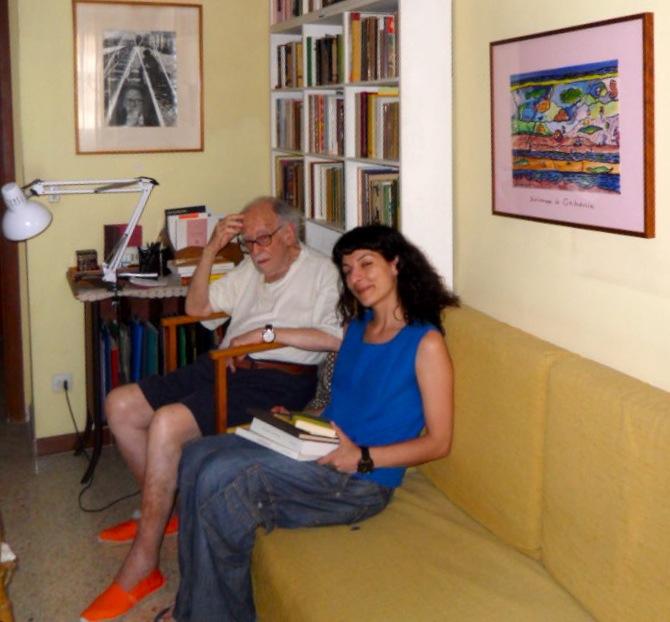Una mañana con Cristóbal Serra