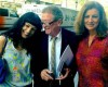 Mi foto con… Ángeles Caso