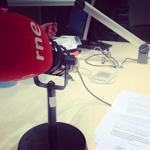 roser amills en radio nacional