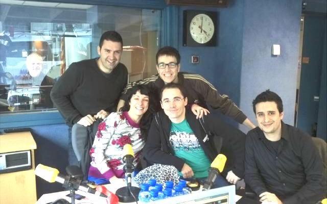 L'entrevista que em van fer a Generació Digital, de TV3, i col·laboració al programa de ràdio 11 de febrer 2012