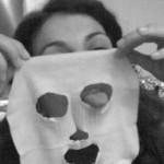 buenos dias roser amills mascara divertida