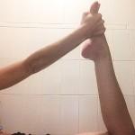 roser amills bikram yoga estiramientos