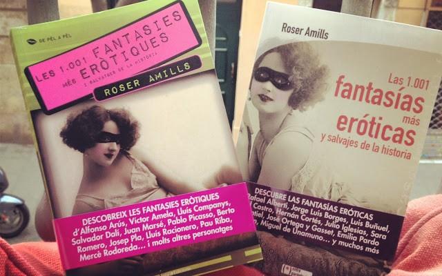 Radio Euskadi | Las 1.001 fantasías… de roser amills en antena