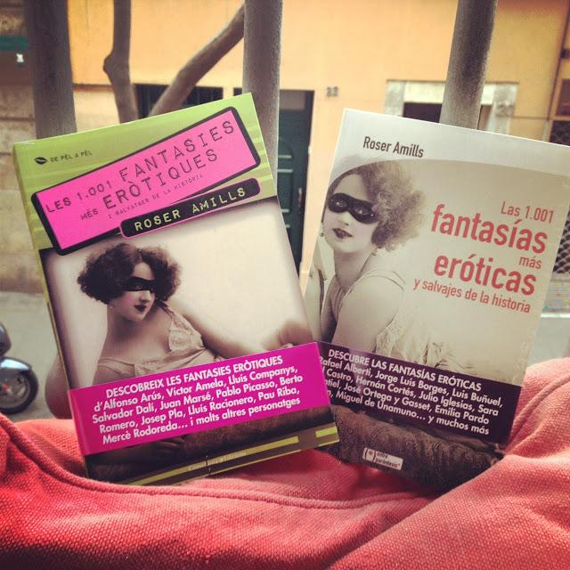 Clipping de prensa nacional e internacional marzo-agosto 2012 de 'Las 1.001 fantasías…'