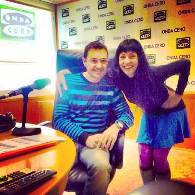 Con Albert Lesan en Onda Cero Radio | Un placer de entrevista ;))