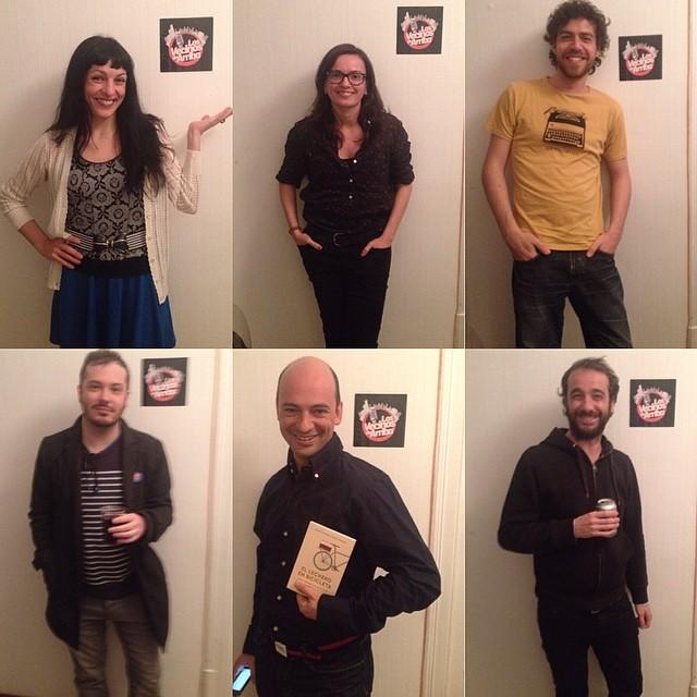 Hoy en #losvecinosdearriba con Cristina Snapper, Enric Sanchez, Enric Pardo y Franc Carreras