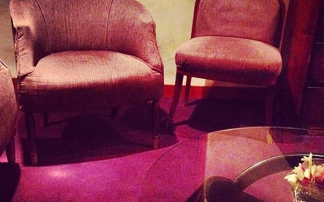 Siéntate y descansa a mi lado ;))