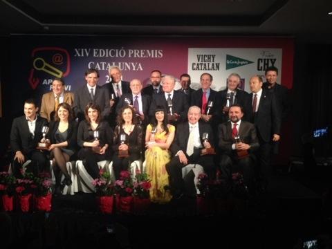 Premios apei prtvi 2014 roser amills