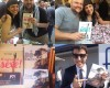 Un #santjordiamil gloriós ple de lectors de #sébuena #fesbondat i #magradaelsexe !!!