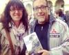 La Eva Gimenez Alonso i l'Albert a Llibreria Índex ja són del club de #fesbondat power!!!
