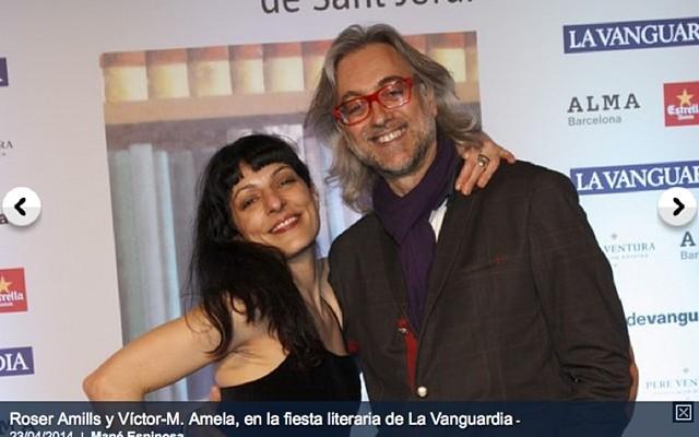 Premis Continuarà 2014, declaracions de Víctor Amela i Roser Amills