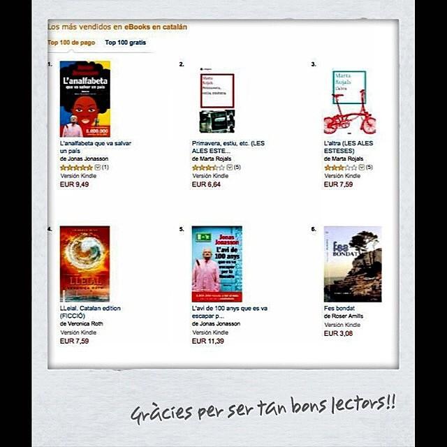 A partir d'avui a Sabadell hi ha exemplars de #fesbondat, una de les novel.les d'Amazon més llegides. 450 pàgines d'aventures eròtiques i misteris...