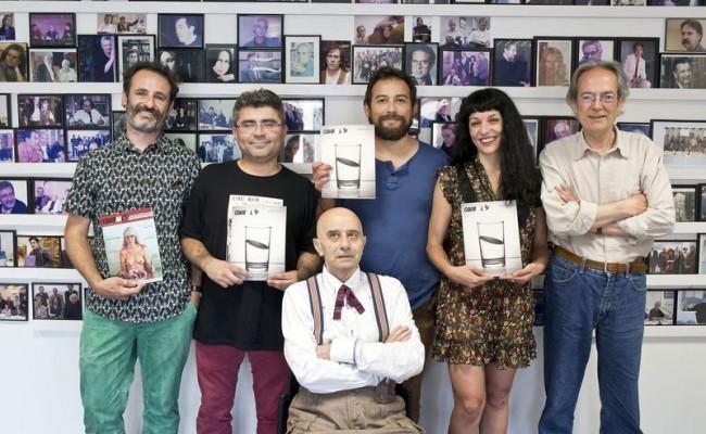 Presentació de la revista d'art i literatura CANIBAAL
