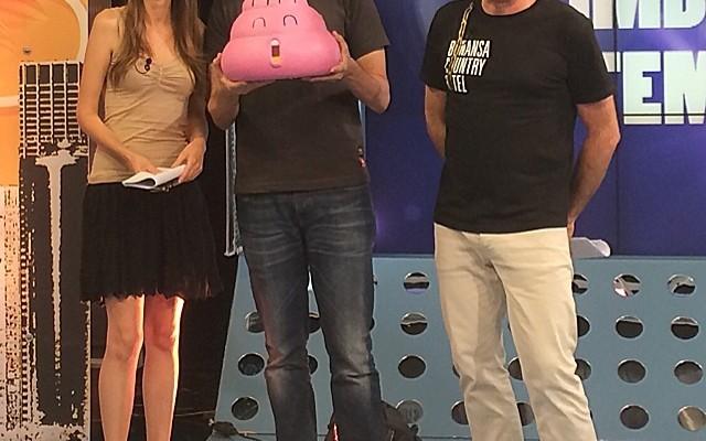 I els 3 fantàstics que mancaven final de curs @arucitys_8tv ;))