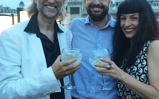 Con Sergio Estevez #locatamos alegría absoluta !!! #gtparadummies !!!