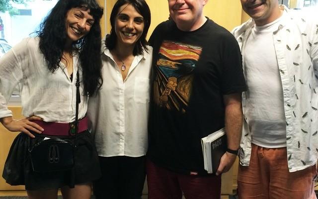 Avui a #8dies de @mireiamallol de @catalunyaradio hem parlat de… #seducció !!!