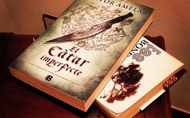 """GRÀCIES per ser tan bon lector!!! Pep Arenas """"El relleu #estiu2014 #lescala #empordà #catalunya"""""""