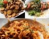 Uff qué platos inmensos en la place des Vosges ;))
