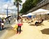 Quién dijo que no hay playa en París? ;))