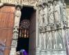 Volteretas mías de cada día, en Chartres ;))