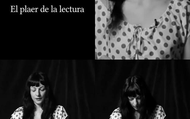 Ja sabeu que el meu vídeo #elplaerdelalectura ha arribat a 1.000.000 de visites? A Youtube :))
