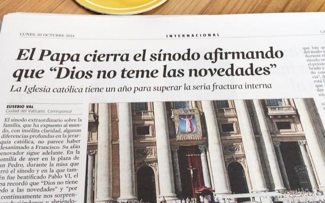"""Jajaja """"Dios no teme las novedades"""" ;))"""