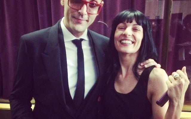 Con Risto Mejide la gala del #premioplaneta2014 es más premio ;))