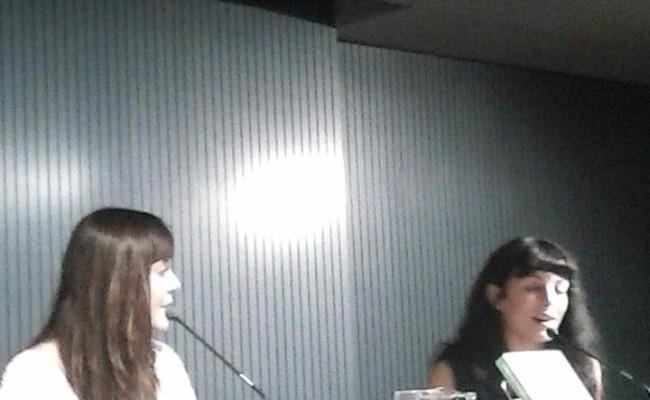 """Bello recuerdo de la presentación del libro """"De la ruptura a la sutura"""" de Isabella Santo Domingo en Casa Amèrica Catalunya"""