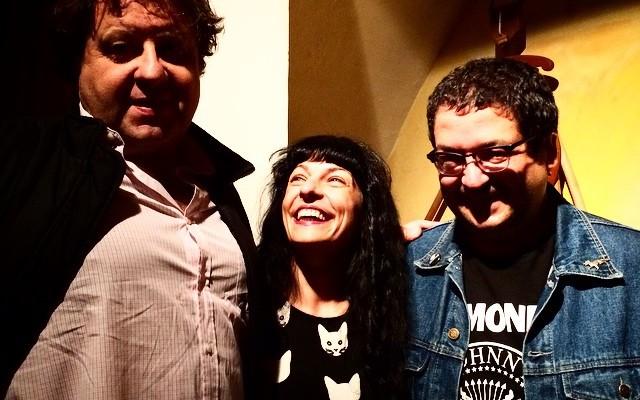 Amb el Jordi Virallonga i el David Castillo hem recordat quan ens vam coneixer fa 23 anys ;))