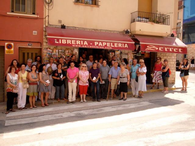 llibreria serret foto de grupo 2010 victor amela roser amills