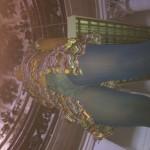 roser amills de pie cupula venus