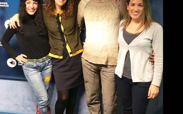 Catalunya Ràdio   parlem d'#slowsex, ho heu tastat? Amb Emma Ribas, Dani Borrell de Quantum i I. Tebé de Sex Academy BCN