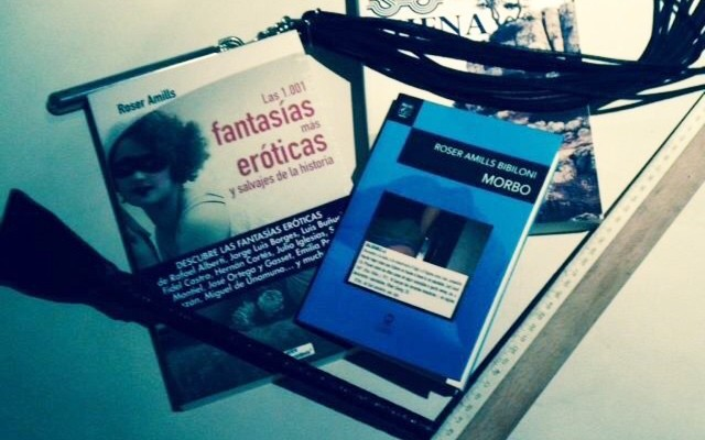 Y algunos de mis libros también estuvieron en la fiesta #cumpleamills y en buenas manos! #laorbitadeio