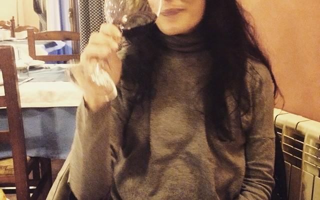 Parezco buena chica? El vino sí lo es!!
