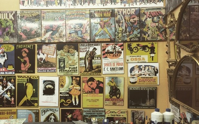 La tienda de los recuerdos desde 1939 ;))