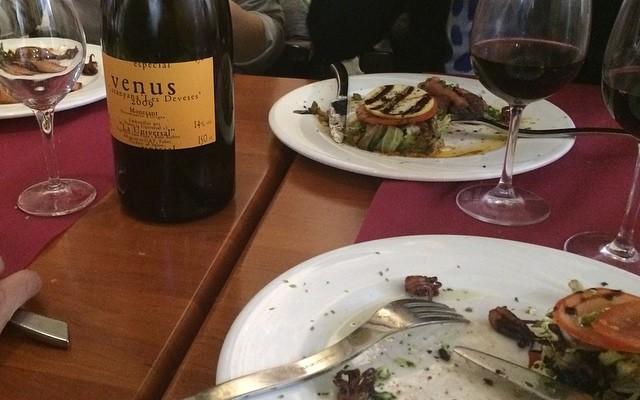 Venus del món, in vino veritas ;))