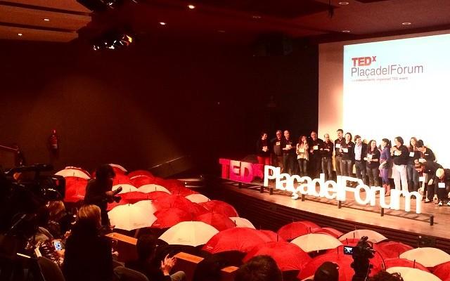 Gran cloenda del #Tdexpdf ;)) Gràcies a tots els organitzadors!!!
