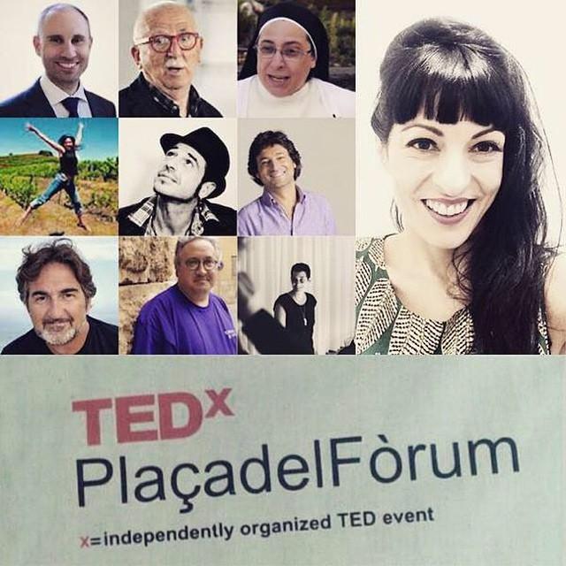 Avui és el #tedxplacaforum? És el dia! De què parlaré? El tema és… Conseqüencia positiva ;))
