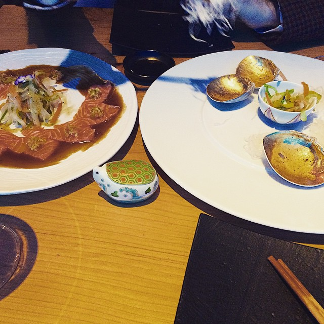 En el ericito hay… Un wasabi espectacular!!