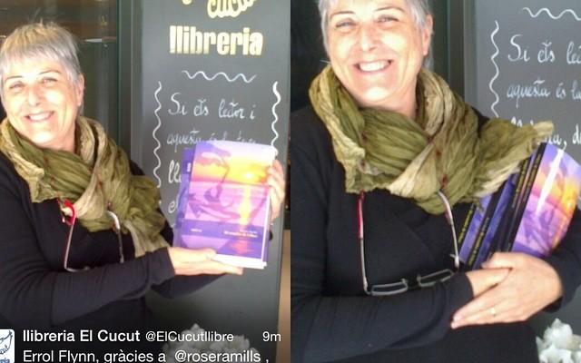 A @elcucutllibre de Torroella de Montgrí ja tenen exemplars de #elecuadordeulises ;))