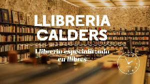 llibreria calders