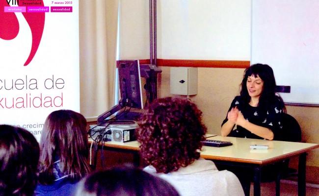 Mi participación en la octava edición de las Jornadas de Sexualidad que un año más se celebraron en la Facultad de Psicología de la Universitat de Barcelona