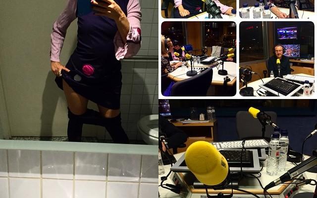Avui a @catalunyaradio hem parlat de regals, jo us regalo un #amillspublicwc ;))