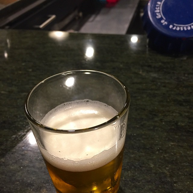 Cerveza 1€