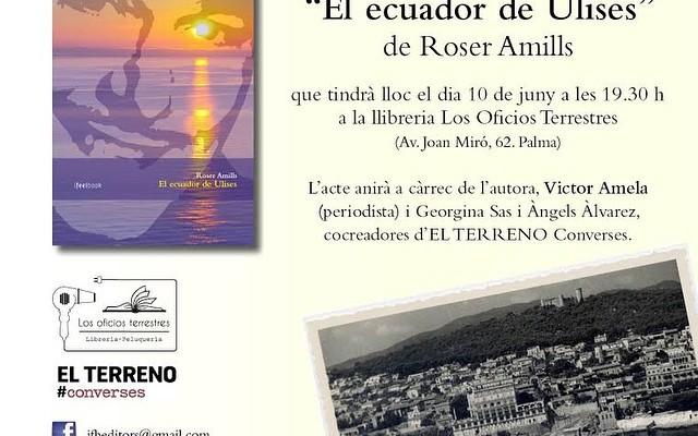 Dimecres dia 10 de juny tenim una cita a Mallorca amb #ErrolFlynn i #elecuadordeulises ;)) Ens veurem?