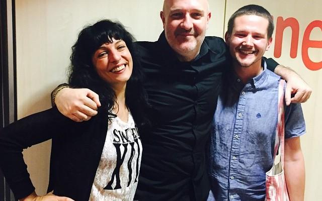 Avui 22h escolteu l'entrevista que ens fa David Marti amb Sebastià Portell Clar #ClubDante a Ràdio 4 de RNE #mallorquinitat i literatura :))