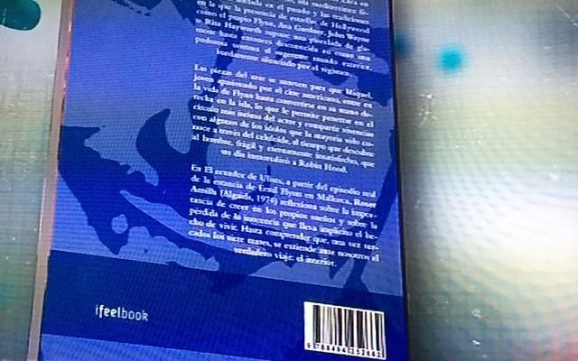 La novel.la #elecuadordeulises retrata els anys en què #ErrolFlynn es va refugiar a Mallorca: 1950-1959