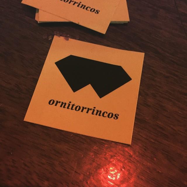 Buenas noches #ornitorrinco ;))