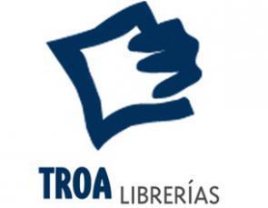 Troa librerias Logo